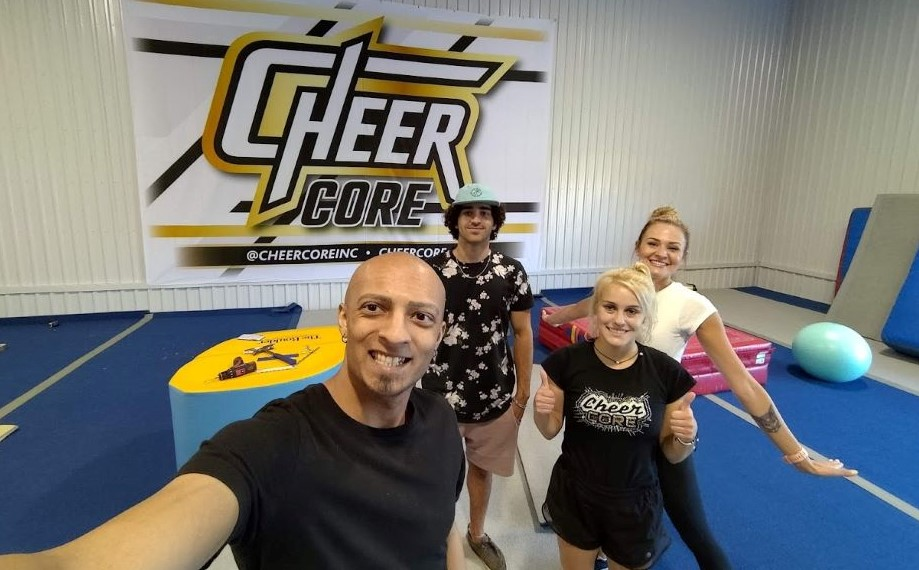 CheerCore Coaches Collingwood