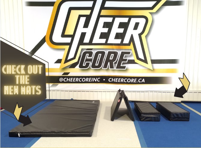 cheercore collingwood gym