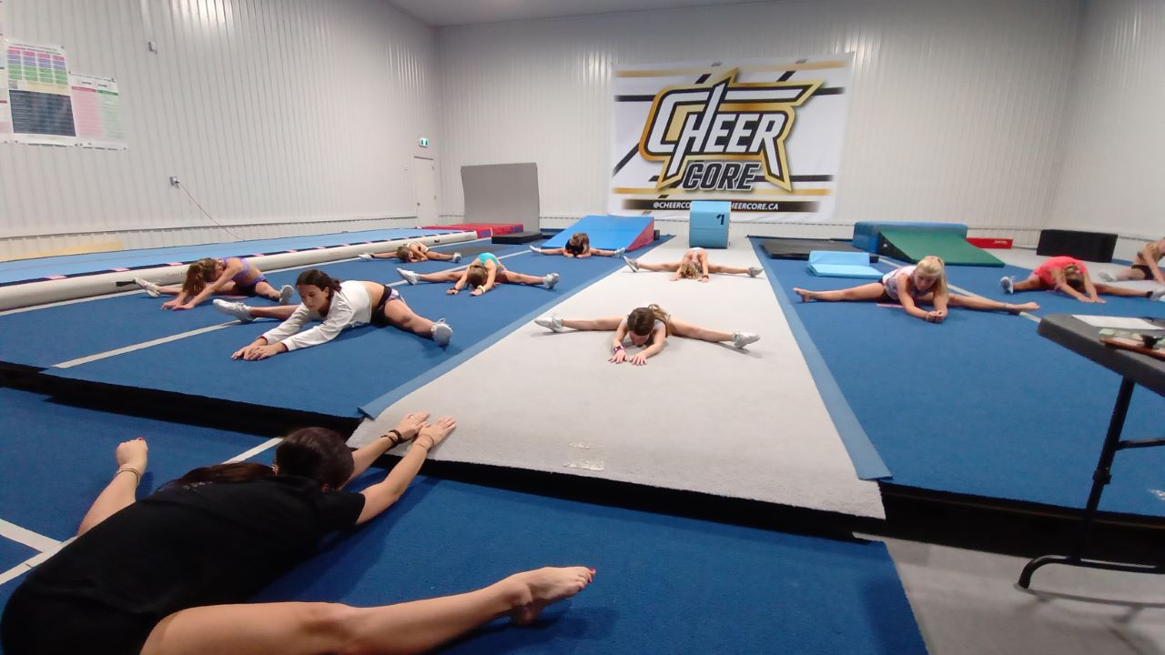 Summer Cheer Camp Collingwood